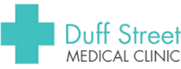 Duff Street medical clinic logo, Cranbourne Doctors