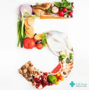 5 food group for healthy eating, Duff Street Medicals, Cranbourne Doctors