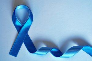 Blue Ribbon for Prostate Cancer Awareness