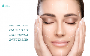 10 facts you didn't know about anti wrinkle injectables. cosmetic clinic Cranbourne