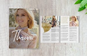 Thrive E-magazine Issue 7, mid year edition, Duff Street Medical Clinic